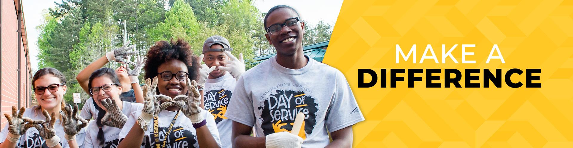 KSU Day of Service (Postponed)